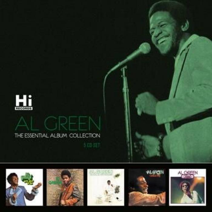 The Essential Album Collection (5CD)