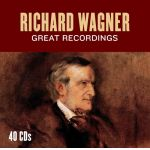 Richard Wagner: Great Recordings (40CD) (CD Box Set)