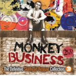 Monkey Business: The Definitive Skinhead Reggae Collection (CD)