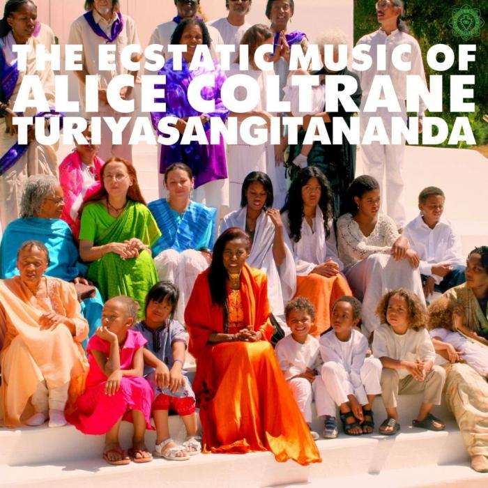 World Spirituality Classics 1: The Ecstatic Music Of Aliec Coltrane Turiyasangitananda