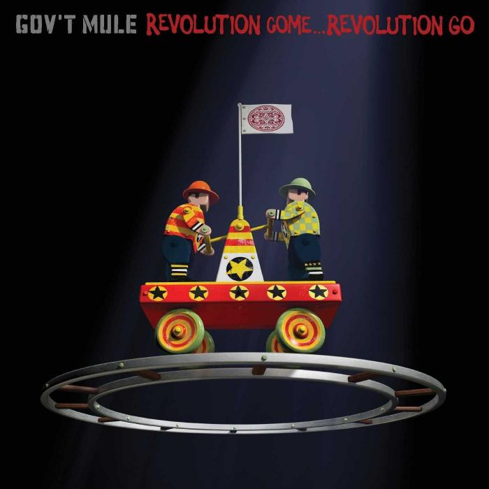Revolution Come... Revolution Go