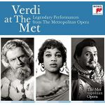 Verdi At The Met: Legendary Performances From The Metropolitan Opera [10CD] (CD Box Set)