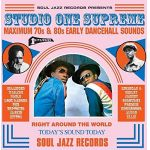 Studio One Supreme: Maximum 70s and 80s Early Dancehall Sounds (CD)