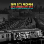 Tuff City Records 33 1/3 Anniversary Box [5x12