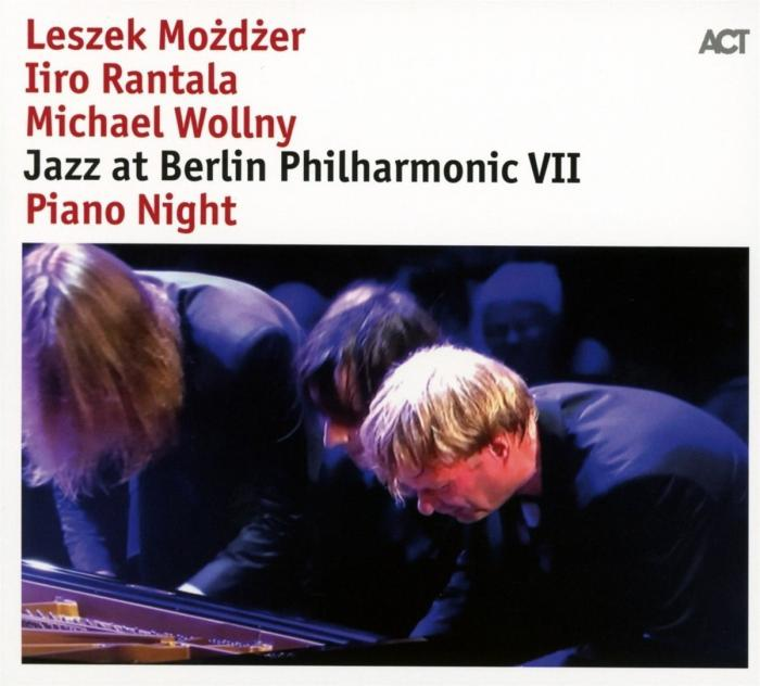 Piano Night: Jazz at Berlin Philharmonic VII