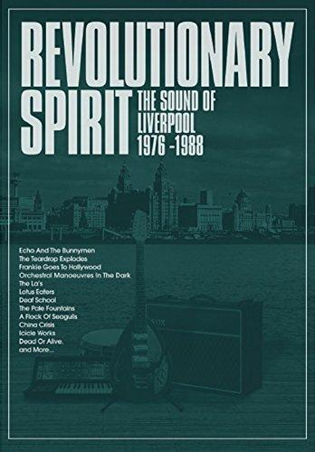 Revolutionary Spirit: The Sound Of Liverpool 1976-1988 [5CD]