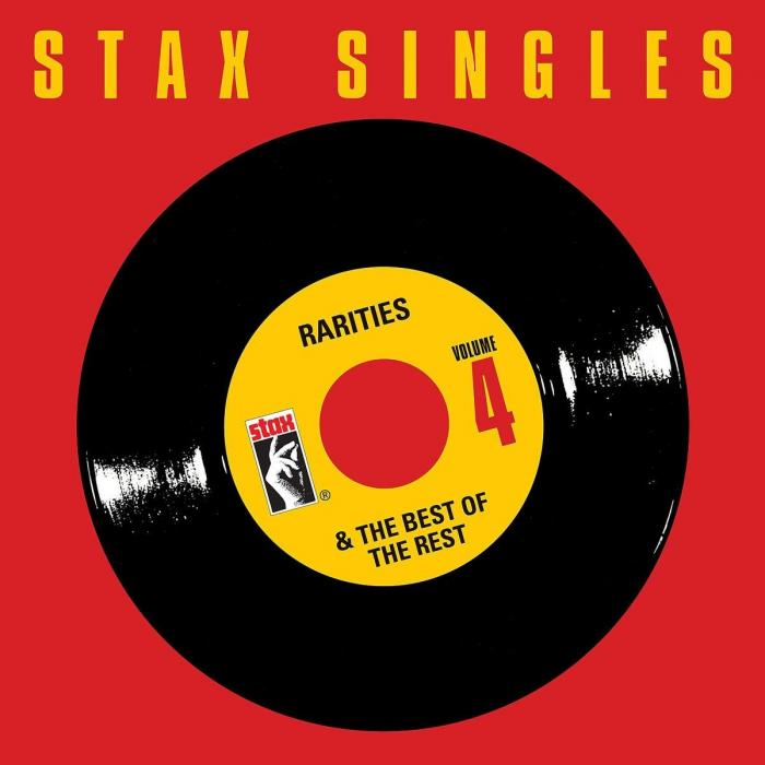 Stax Singles, Vol. 4: Rarities & The Best of the Rest [6CD]