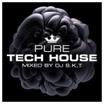 Pure Tech House  (Mixed by DJ S.K.T) (CD)