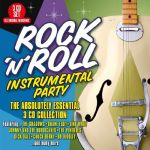 Rock 'n' Roll Instrumental Party (CD)