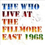 Live at the Fillmore East 1968 (LP)