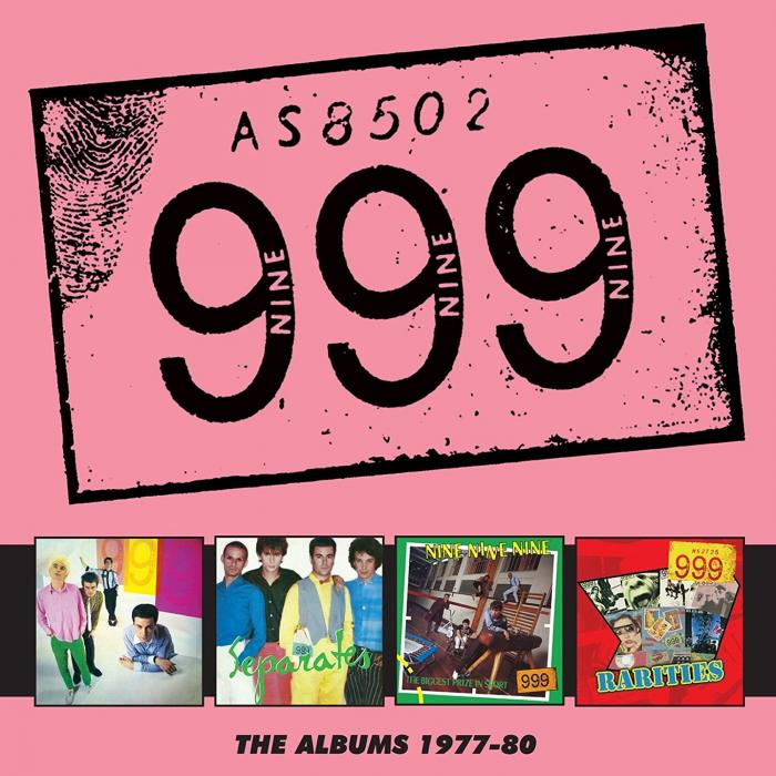 The Albums 1977-80 [4CD]