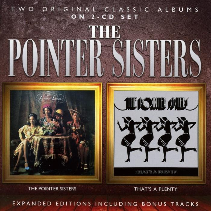 The Pointer Sisters / That's a Plenty
