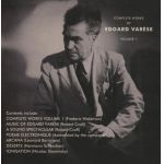 The Complete Works of Edgard Varese: Volume 1 [3CD] (CD Box Set)