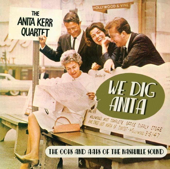 We Dig Anita: The Oohs and Aahs of the Nashville Sound