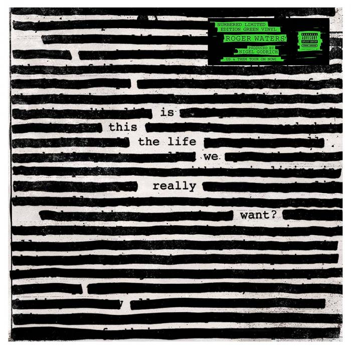 Is This the Life We Really Want? [Green Vinyl]