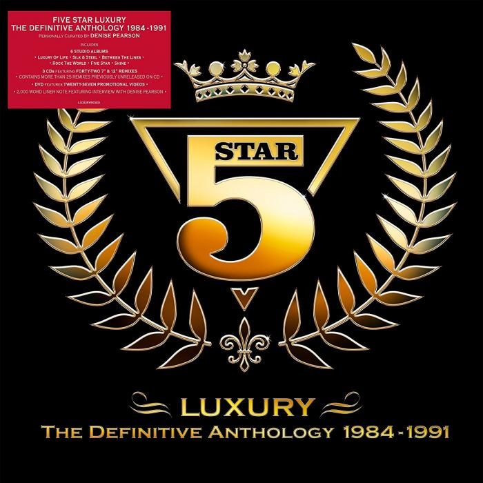 Five Star Luxury: The Definitive Anthology 1984-1991 [9CD/DVD]