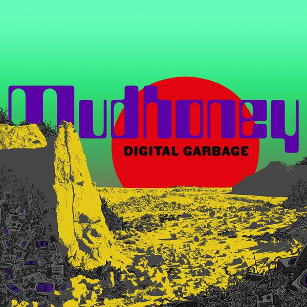 Digital Garbage [Light Blue Vinyl]