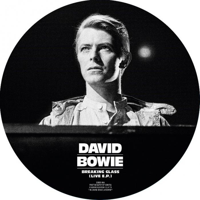 Breaking Glass (Live EP) [Picture Disc]