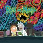 The Rick and Morty Soundtrack [Coloured Vinyl] (LP)