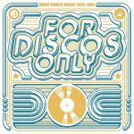 "For Discos Only: Indie Dance Music From Fantasy & Vanguard Records (1976-€""1981) (LP Box Set)"
