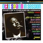 Otis Spann in Session: Diary of a Chicago Bluesman 1953-1960 (CD)