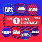 BBC Radio 1's Live Lounge 2018 (CD)