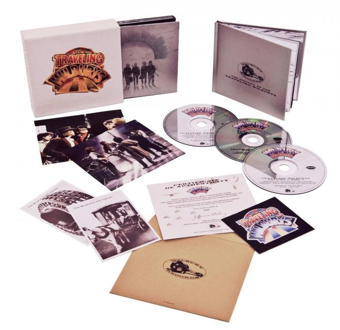 The Traveling Wilburys Collection [2CD/DVD]