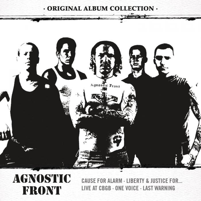 Original Album Collection (5CD)