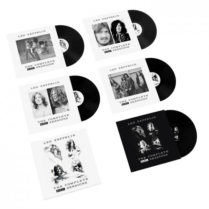 The Complete BBC Sessions (5LP)