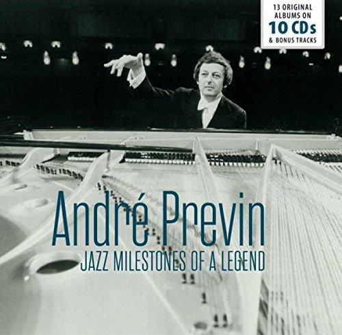 Jazz Milestones of a Legend (10CD)