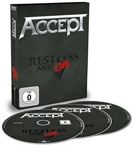 Restless and Live [2CD/DVD]