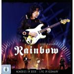 Memories of Rock: Live in Germany (2CD/DVD/Blu-ray) (CD Box Set)