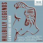 Hillbilly Legends (10CD) (CD Box Set)