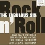 The Fabulous Six (10CD) (CD Box Set)