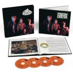 Fresh Cream [3CD/Blu-ray] (CD Box Set)
