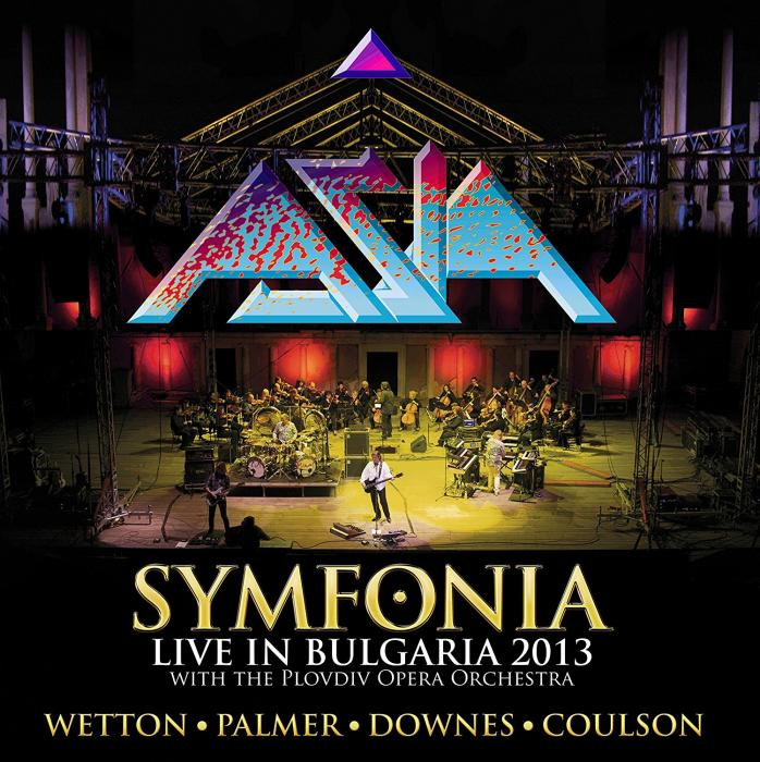 Symfonia: Live in Bulgaria 2013 [2CD/DVD]